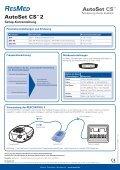 AutoSet CS™ 2 - ResMed - Seite 2