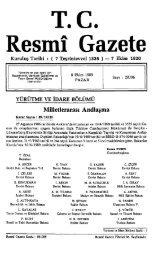 Resmî Gazete - Resmi Gazete