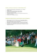 PGA Sponsorenheft - Grand Resort Bad Ragaz - Page 7