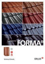 Ergoldsbacher FORMA - Erlus AG