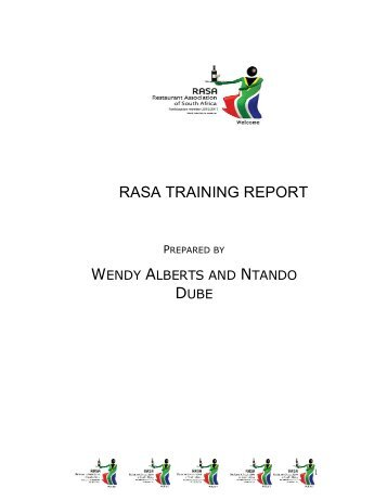 to download PDF - Restaurant Association of South Africa