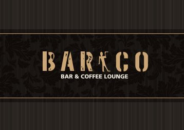 PDF - Barco Bar Coffee Lounge