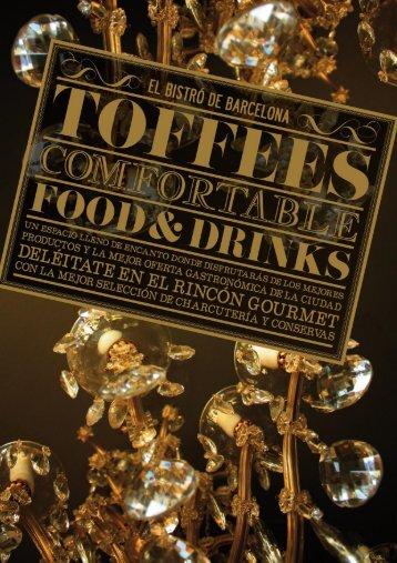 toffees restaurante abre sus puertas al publico, calidad gastronómica