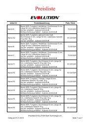 Preisliste - FTP Directory Listing