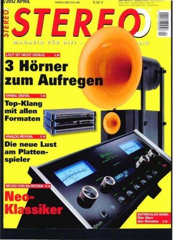 3 Hörner zum Aufreg - Shopatron.com