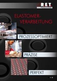 ElAsToMER- vERARbEITung - RET GmbH