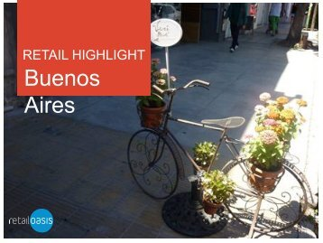 Buenos Aires store walk - Retail Oasis