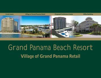 Grand Panama Beach Resort - RetailWorks Real Estate