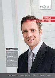 Retarus Managed E-Mail Services