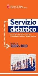 su prenotazione - Rete Civica di Trieste