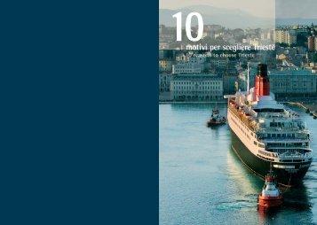 Scegliere Trieste def.indd - Rete Civica di Trieste