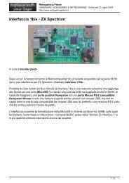 Interfaccia 1bis - ZX Spectrum - Retrogaming Planet