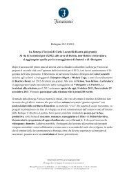 scarica il pdf del comunicato stampa - Retrogaming Planet
