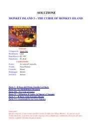 The Curse Of Monkey Island - Retrogaming Planet