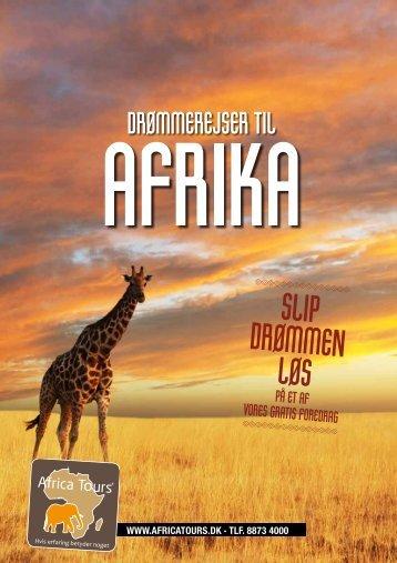 Africa Tours Katalog