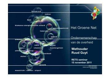 Het Groene Net - RETS Project