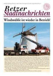 Stadtnachrichten 2010-03 (1,85 MB) - .PDF - Retz