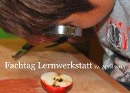 Fachtag Lernwerkstatt12. April 2013 - Reuter Quartier