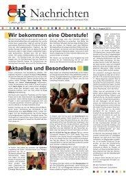 Nachrichten - Reuter Quartier