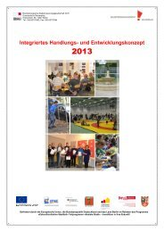 Integriertes Handlungs- und Entwicklungskonzept - Reuter Quartier