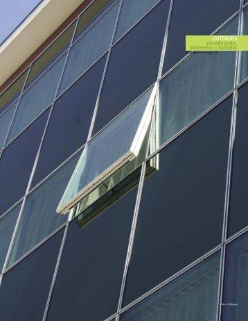 OUTDOORS revestimentos, pavimentos e fachadas - Arq
