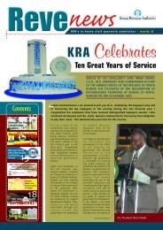 see taxpayers list - pdf - Kenya Revenue Authority