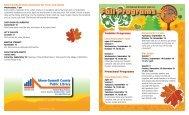 Fall Programs - Revere Local Schools