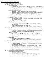 Chapter 10 - Revere Local Schools