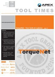 TorqueNet - Apex Tool Group – Power Tools