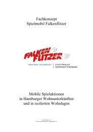 Fachkonzept Spielmobil Falkenflitzer Mobile Spielaktionen in ...
