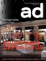 Protagonistas Proveedores - Revista ad