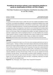 Resumo /Abstract - Artigo Completo - brazilian journal of oral and ...