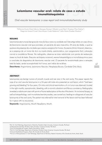 Resumo /Abstract - Artigo Completo