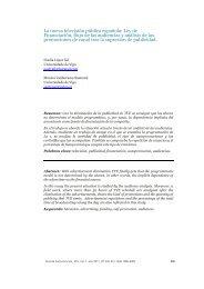 La nueva televisión pública española - COMUNICACIÓN | Revista ...