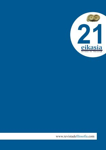 Descargar número completo (3,1 MB) - Eikasia