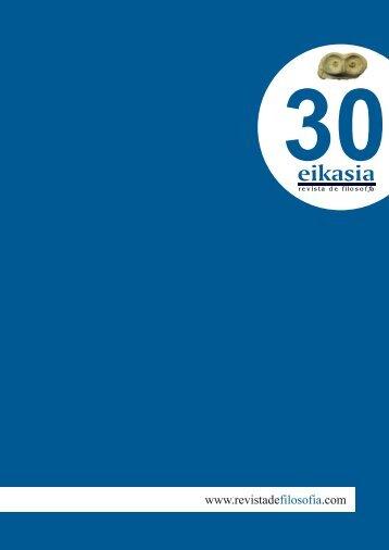 Descargar número completo (3,33 MB) - Eikasia