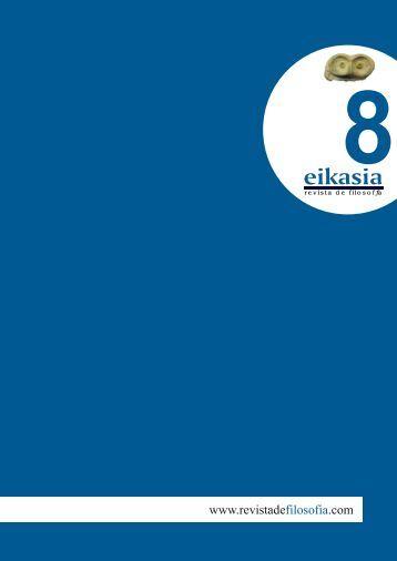 Descargar número completo - Eikasia