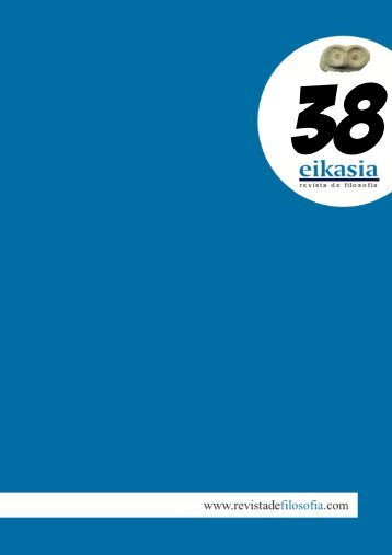 Descargar número completo (2,23 MB) - Eikasia