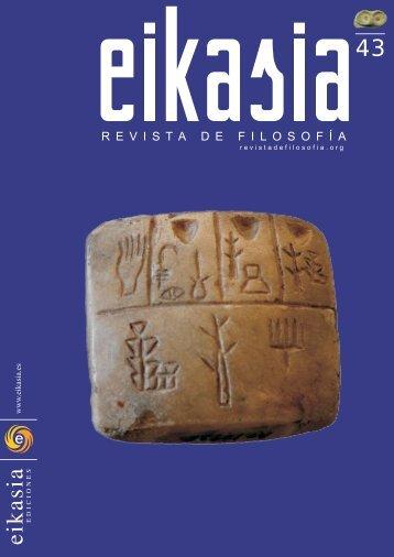 Descargar número completo (4,15 MB) - Eikasia