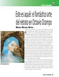 artes visuales - Revista EL BUHO