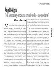 Mario Casasús - Revista EL BUHO
