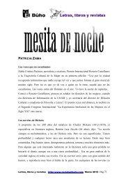 A mediados del siglo XX la ciudad de México ... - Revista EL BUHO