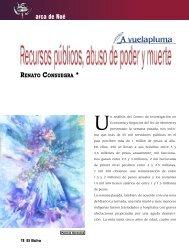 Renato ConsuegRa - Revista EL BUHO