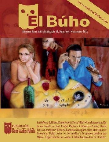 En defensa del libro, Ernesto de la Torre Villar l ... - Revista EL BUHO