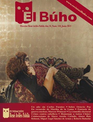 Un año sin Carlos Fuentes l Sobre Octavio Paz ... - Revista EL BUHO