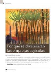 Por qué se diversifican las empresas agrícolas - INCAE Business ...