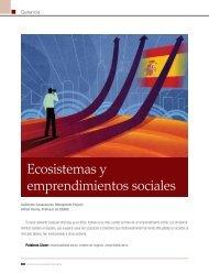 Ecosistemas y emprendimientos sociales - INCAE Business Review