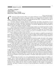 """1 PRESENTACION """"La Rabia y el Orgullo ... - Revista de Marina"""