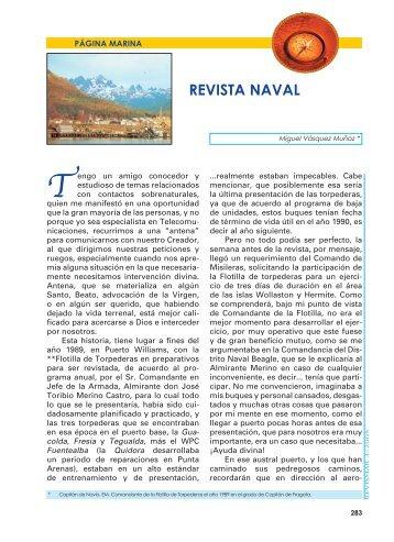 REVISTA NAVAL - Revista de Marina