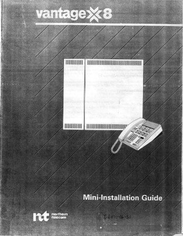 Northern Telecom Vantage 8.pdf